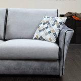 Design moderno sofá de tecido de uso doméstico