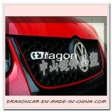 Bricolaje de cromo de PVC suave línea de moldeado de la línea de decoración de coches