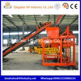 Qt4-25 bloquer les prix de la machine de moulage au Nigéria machine à briques de verrouillage