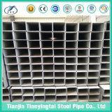 Galvanizado en caliente el tubo de acero/soldado tubo cuadrado