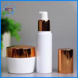 De kosmetische Verpakkende Fles van het Huisdier van de Kruik van de Zorg van de Huid van de Luxe Plastic