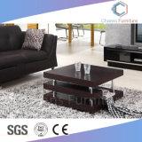 フォーシャンの家具の事務机の正方形のコーヒー机(CAS-CF1833)