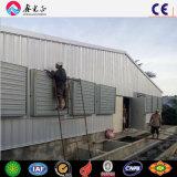 Equipements de poulet automatique bâtiment agricole ferme avicole en Malaisie