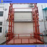 倉庫の貨物エレベーターのHydraculicの貨物ガイド・レールの上昇のプラットホーム