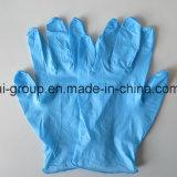 Puder-freie Wegwerfnitril-Handschuhe für die medizinische Prüfung
