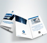 Cartão de vídeo LCD / TFT Video Brochure LCD Book for Promotion