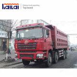 Caminhão de Tipper de Shacman para a venda em África