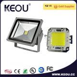 Indicatore luminoso di inondazione di Ce/RoHS LED per il magazzino/l'uso industriale/giardino/via