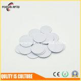 Anti Tag do metal RFID para o recurso que segue com etiqueta traseira