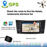 벤츠 E/Cls/Clk/G 인조 인간 GPS 수신기 항법을%s Anti-Glare (선택적인) Carplay 자동 DVD