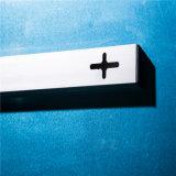 Imagem personalizada! ! O painel de cristal do aquecimento do carbono do infravermelho distante para manufatura do quarto da sauna