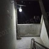 Lampada da parete solare di movimento della via del giardino di IP65 LED