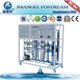 20 anos de experiência em produção de água do sistema de filtragem RO