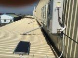Climatiseur solaire hybride prix faciles d'exécution de climatiseur de guichet des bons