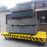 Movente livre do carro liso Trackless do uso da indústria da alta qualidade no assoalho do cimento