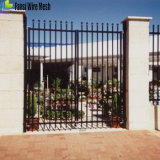 卸し売り装飾的な電流を通された鋼鉄塀のパネル