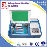 Гравировальный станок лазера СО2 Julong портативный для стекла