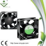 Xj6025 ventilador sem escova do motor da C.C. do ventilador 24V do carro do ventilador 12V da C.C. de 60 x de 60 x de 25mm
