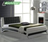 Varia base di cuoio della mobilia della camera da letto A065