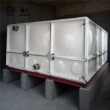 화학 플랜트를 위한 물 저장을%s FRP에 의하여 도망되는 물 탱크