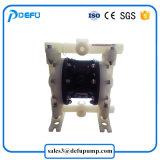 空気によって動力を与えられる二重ダイヤフラムポンプ(QBY-25)
