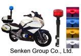 Шаблоны 10~30Senken 25 V 27W 650~1040мм 4 цветов светодиодный индикатор мотоциклов полиции