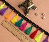 Оптовая торговля моды Tassel кружева льготах для украшения одежды и