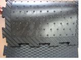 (GM0425) le caoutchouc Tapis de verrouillage/stable tapis en caoutchouc/vache cheval Matting