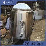 Tenue de la fonte en acier inoxydable Réservoir Réservoir de chocolat de stockage