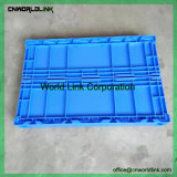Mover Collapsable de plástico apilables cajas plegables de envío