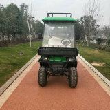 Venta caliente 4 Plazas Club de Golf eléctrico Buggy Car Club Alquiler de Coche de pasajeros