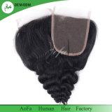 Guangzhou Aofa fornecedor fabricante de cabelo humano Lace Encerramento