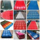 Strato d'acciaio galvanizzato del tetto del comitato del tetto ricoperto colore della fabbrica della Cina
