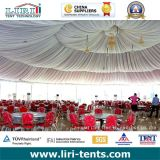 Напольное Big Red Top Round Tent с Galss Walls и Sidewall Curtains для Events