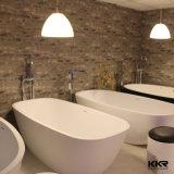 Vasca di bagno di superficie solida indipendente popolare di nuovo disegno