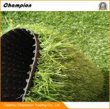 総合的な泥炭の人工的な草を美化する自然な見る快適な別の音色の庭
