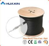 Qualité professionnelle de câble coaxial de liaison de la fabrication RG6 Rg59 Rg11 des prix meilleur marché