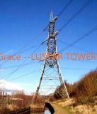 башня передачи силы угла 110kv-500 Kv стальная от фабрики продукции