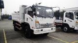 Sinotruk Cdw 4X2 12トンのディーゼル機関ライトダンプのダンプカートラック