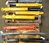 シリンダーを持ち上げるクレーンのフォークリフトの水圧シリンダのための水圧シリンダ