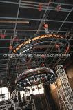 Heißes verkaufendes Berufsspur-Beleuchtung-Karren-System für großräumiges Stadium