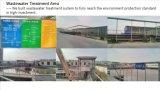 Фабрика/изготовление RDS Китая 4-6cm помыли белое перо утки