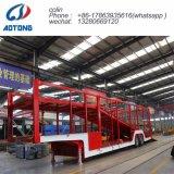 De semi Aanhangwagen van het Vervoer van de Auto