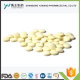 OEM de Verpakkende Tabletten van de Rang van het Voedsel van de Pillen van de Gezondheid