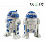 Star War material PVC Unidade Flash USB (SW)