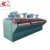 Máquina do tanque de mistura de flutuação no separador de minerais