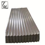 Cartão Canelado SGCC Z40 Gi material do teto de Chapa de Aço Galvanizado