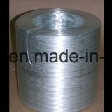 ガラス繊維の連続的なパネルの粗紡
