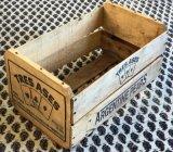 Conteneurs à lamelles en bois faits sur commande de caisses de fruit