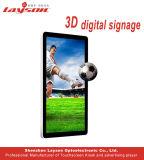 50 pouces LCD couleur de l'intérieur de la publicité affichage vidéo, écran LED